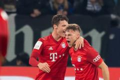 Joshua Kimmich eager to play with Messi or Ronaldo at Bayern Munich