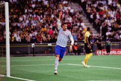 Cristiano Ronaldo, Man Utd v Young Boys, Champions League