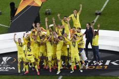 Villarreal win Europa League