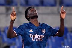 Bukayo Saka shows that he is priceless to Arsenal in Benfica win