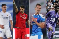 Top 10 signings of January transfer window