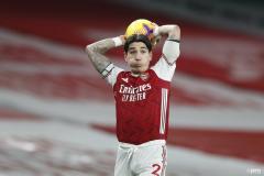 Hector Bellerin, Arsenal, 2020-21