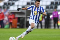 Porto winger Luis Dias