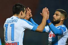 Chucky Lozano: From transfer flop of the season to Napoli's top scorer