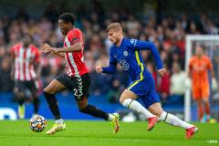 Timo Werner, Chelsea v Southampton