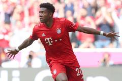 David Alaba transfer news: Real Madrid and PSG vie for Bayern star