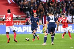 Lionel Messi, Reims v PSG, 2021-22