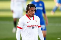 Who is Jules Kounde? The Sevilla star who nearly joined Man City and is wanted by Man Utd and Arsenal