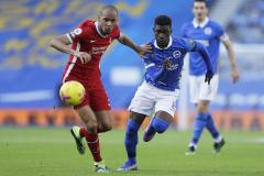 Bissouma tipped for big-money move away from Brighton by Carragher