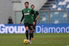 Manuel Locatelli, Sassuolo, 2020-21