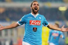 Arsene Wenger pulled out of 2013 Higuain deal