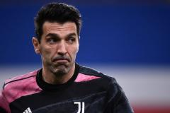 New Parma signing Gianluigi Buffon playing for Juventus, Serie A, 2020/21