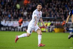 Lionel Messi, Club Brugge v PSG, 2021-22
