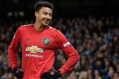 Lingard's 'time is up' at Man Utd