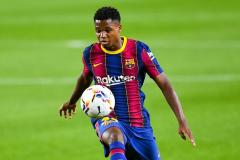 Could Ansu Fati leave Barcelona for Juventus?