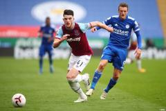 Declan Rice: Chelsea release made me the player I am