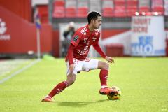 Romain Faivre: From French fourth tier to Man Utd and PSG target
