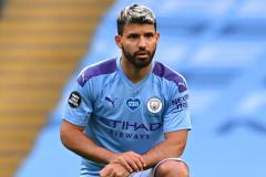 Official: Man City announce Aguero to leave for free in the summer