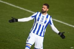 Official: Wolves sign Willian Jose on loan from Real Sociedad