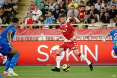Monaco defender Caio Henrique