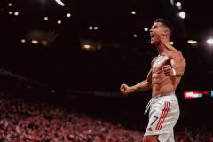 Cristiano Ronaldo, Manchester United, Champions League, 2021/22