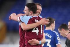 Declan Rice and Tomas Soucek, West Ham
