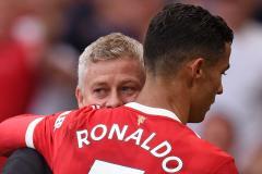 Cristiano Ronaldo returned to Man Utd against Newcastle