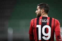 Theo Hernandez, AC Milan, 2020-21 season