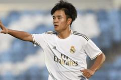 Real Madrid's Takefusa Kubo set to join Getafe on loan