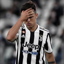 Paulo Dybala, Juventus v Milan, 2021-22