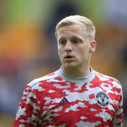 Donny van de Beek, Manchester United, 2021/22