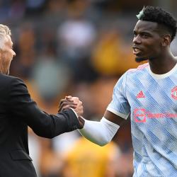 Ole Gunnar Solskjaer, Paul Pogba, Manchester United, 2021/22
