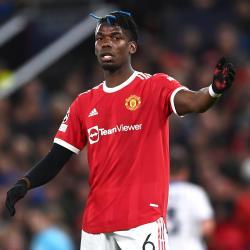 Paul Pogba, Manchester United, Premier League, 2021/22