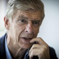 Former Arsenal manager Arsene Wenger