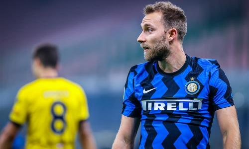 Eriksen on Inter exit: 'This isn't what I dreamed of'