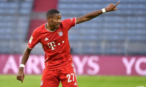 "Flick: Alaba needs to ""take responsibility"" for Bayern Munich future"