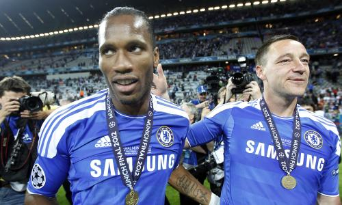 Chelsea legend Drogba's son signs for Italian club