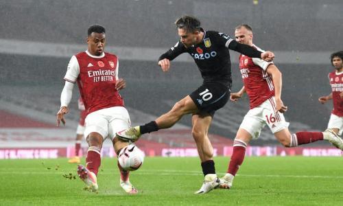 Arsenal advised to sign Aston Villa star Grealish