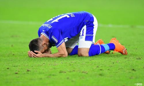 Schalke sack Ibisevic and suspend Harit and Bentaleb