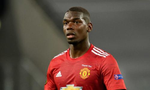 Pogba branded 'top level' by Deschamps amid Man Utd exit rumours