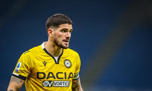 Who is Rodrigo De Paul? The Udinese schemer linked with Inter and Liverpool