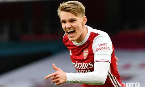 'Odegaard is a baller – but I'd be surprised if Arsenal signed him'