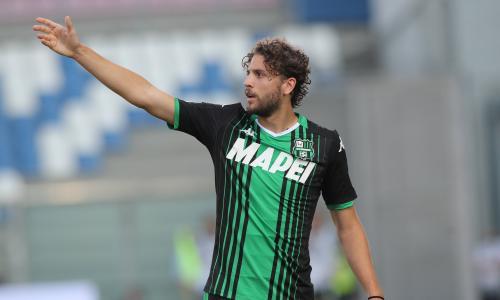 Manuel Locatelli, Sassuolo