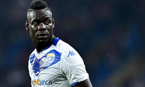 What the hell happened to Mario Balotelli?
