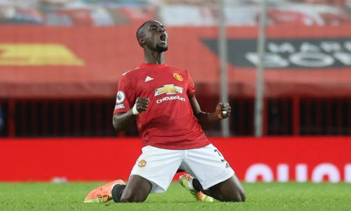 'I want to do more for Man Utd' – Bailly eager to repay club's faith