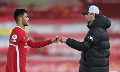 Klopp hits back on Kabak: 'He is an amazing talent'