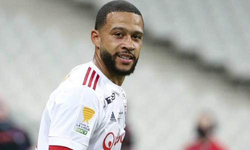 Depay drops hint over Barcelona move: I can't promise I'll stay at Lyon
