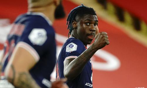 PSG loan has revitalised Kean after Man Utd nightmare with Everton