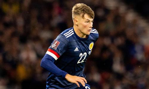 Scotland and Rangers defender Nathan Patterson