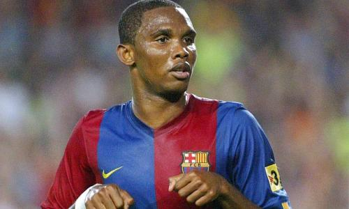 Samuel Eto'o set to come out of retirement in the Spanish third division